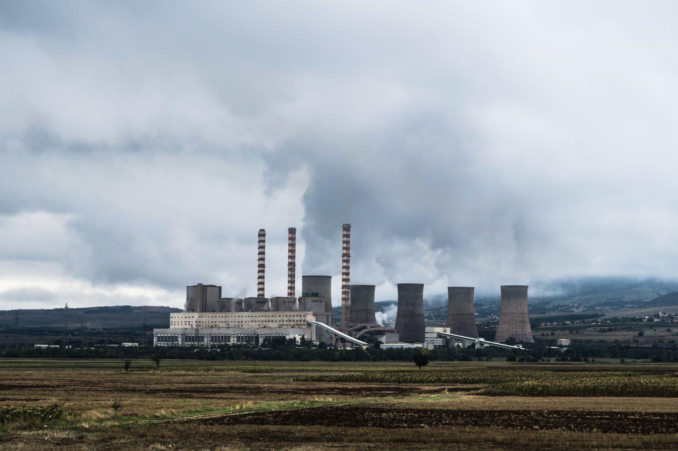 Red Ambiental - Methane gas
