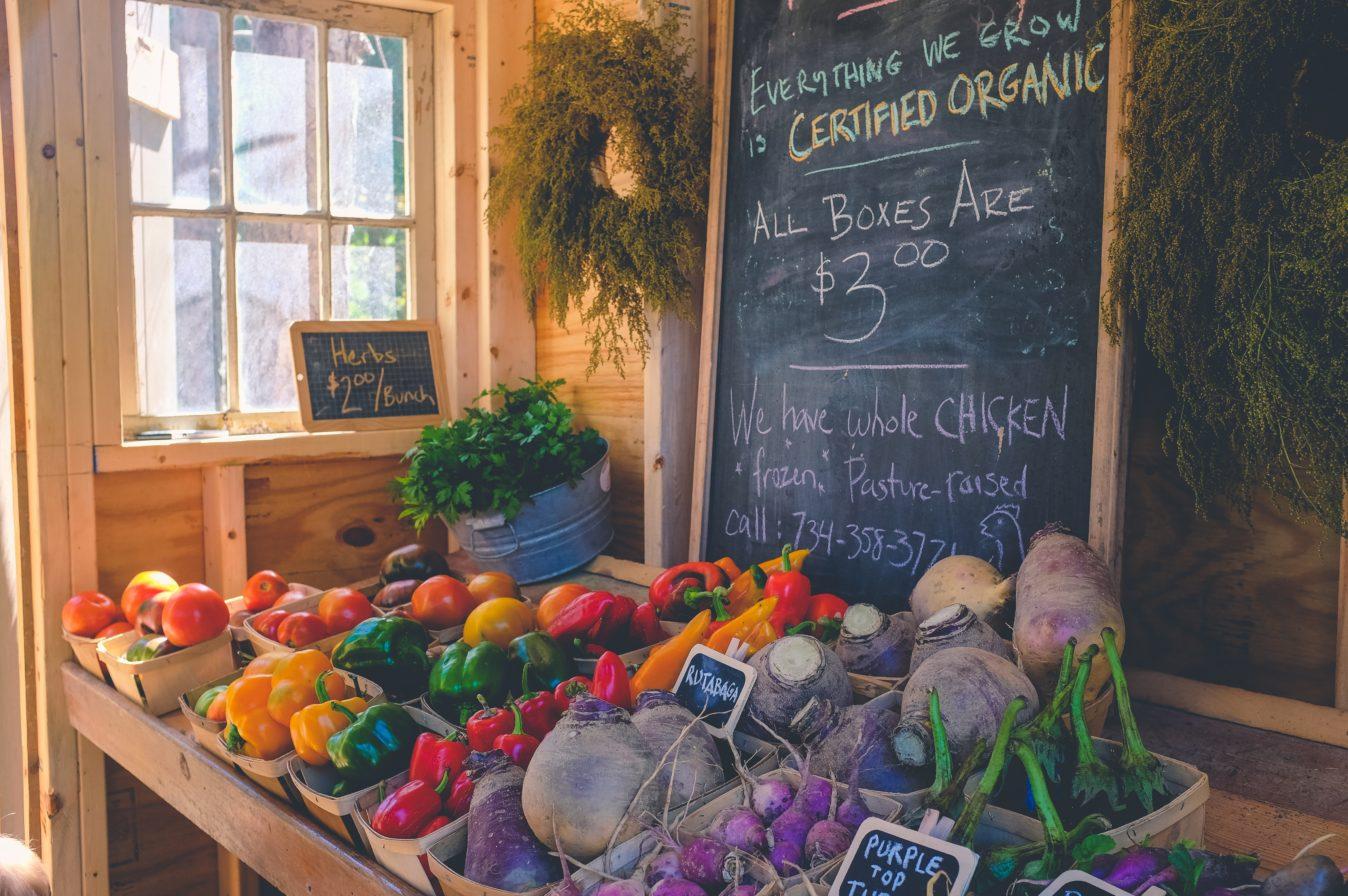Organic food - worth it
